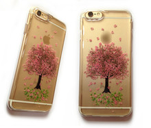 Dry pressed natural real flower phone cover case, for moto e for moto g2 real flower case