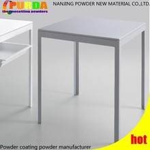 Ral 9016 Powder Coated Aluminium Table Paint