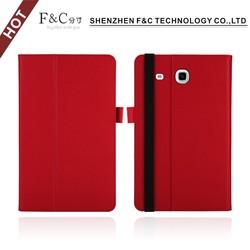 Ultra-slim folio stand pu leather tablet case for Samsung Galaxy Tab E 9.7 inch