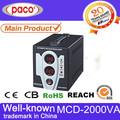 Regulador De Voltaje 2000 Watts