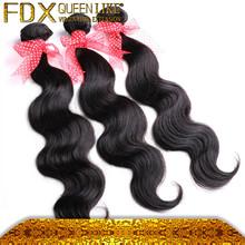 Mongolian virgin 6A Grade top quality hair weave