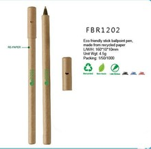 ECO Recycled Ballpoint Pen