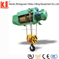Heavy duty electric hoist winches 5 ton from profesional manufacturer