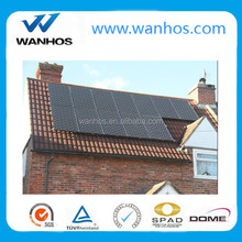 5KW 10kw Hot sell tile roof solar mounting system 5kw roof solar energy racking system Solar Panel Price India