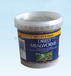 Animal Products/Foods Dried Mealworm
