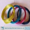 plastic film and hessian bag packing pvc-coating wires
