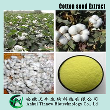 Best quality and professional of Cotton seed extract, 5:1 10:1 20:1, gossypol acetate 10%, 20%, 50%, 98%, cotton seed P.E.