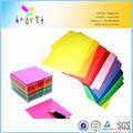 De cartón de color 185gsm