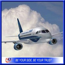 Air freight delivery service to ANKARA