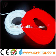 most popular new generation red color 2.3mm el wire