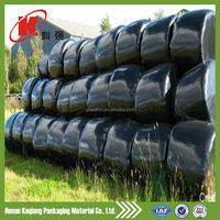 surface protective agricultural black silage plastic wrapping film