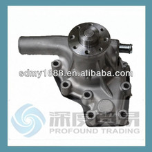 Cheap Used Car in japan Cars Auto Parts OEM:8-97028-590-0 Automoble Water Pump 4JG2