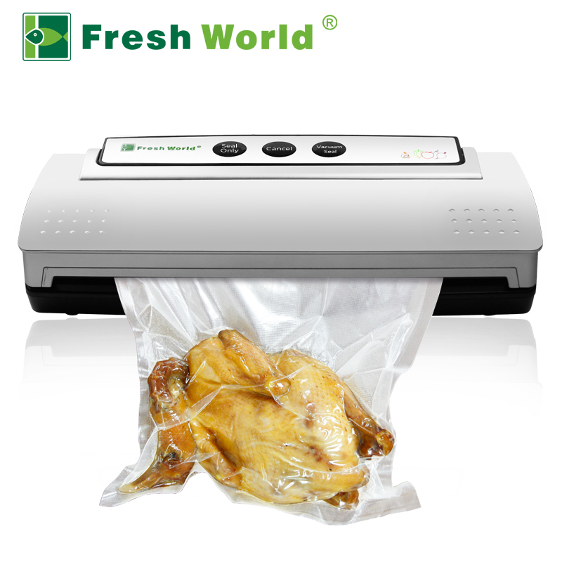 New products 2016 innovative products vacuum sealer work for Innovative home products