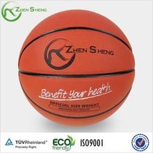 Zhensheng basketball ball leather