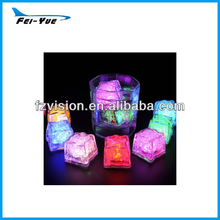 Water Submersible Decorative LED Ice Cubes