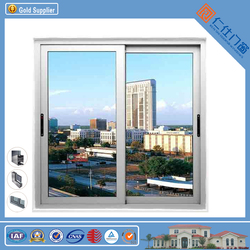Renshi Brand OEM Australia Standard Energy Saving Sliding Type Aluminium Windows In China