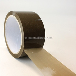 Cheap High quality brown parcel sealing tape Different Size Different packing for supermarket & school & office & home