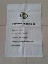 Sodium Chloride Medicinal grade NaCl 99.99%Min