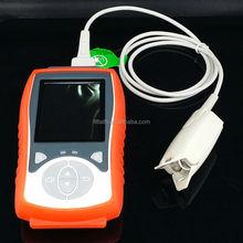 F381 Handheld SpO2 Pulse Rate Fingertip Oximeter