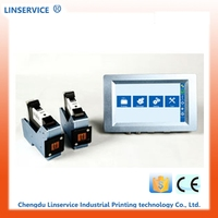 Date printing machine in label Plastic bag printing machine for small business