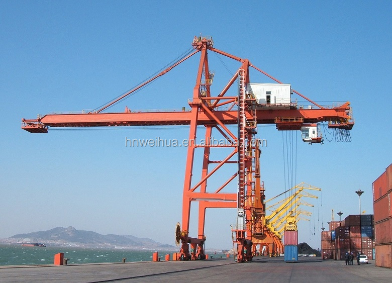 Ship To Shore Gantry Crane Nedir : Weihua crane reasonable design ship to shore gantry