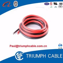 test lead wire silicone