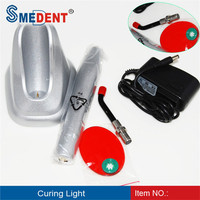 cordless dental led curing light unit