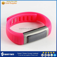 [Smart Times] 2015 Waterproof New Design Pedometer Smart Sport Bracelet/ Watch