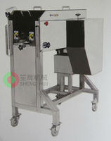 High output stainless steel salmon cutting machine (double pieces )