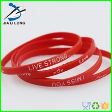 Basketball star printed logo sport wristband