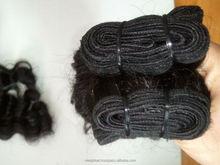 Double hair extensions 100% Virgin Unprocessed Vietnam Hair