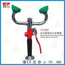 Reliable Guangzhou manufacturer vertical eye wash station with punctual delivery