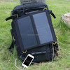 A grade waterproof and corrosion Shine Fold stand solar charger 13w solar panel power bank pack without battery inside
