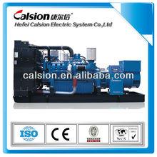60hz 1800rpm MTU 16V2000G85 engine powered 1000kw electricpower generators