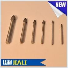 China Nickel Plating Diamond Core Drill Bits For Granite Marble Glass