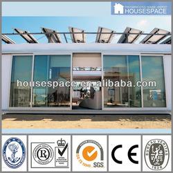 Fiber Glass Wall Cabin Prefabricated