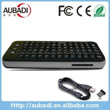 Keyboard mini wireless air mouse keyboard for smart tv fly air mouse