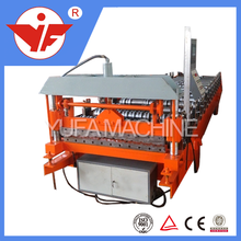 Roof&Wall C18Hebei Province Famous Brand galvanized roofing sheet roll forming machine
