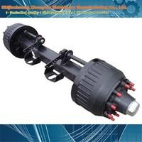 swivel wheel axle/three-wheel motorcycle rear axle/electric motor and axle