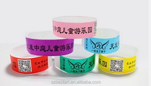 waterproof tyvek wristbands for swimming,water resistant wristbands,tyvek paper wristbands