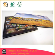 Low price hardcover casebound book printing