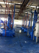 rubber resin reactor, out coil reactor for resins, resin manufacturer reactor