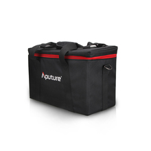 Aputure photography equipment bag for carrying lights and all kinds of accessories