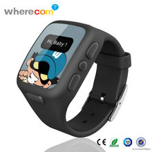 Brand High Quality Anti Lost Tracking Device For Kids With GPS Tracking watch From China Brand Watch Factory