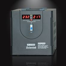 China hot sale Automatic Voltage Stabilizer for home 10000VA ac voltage stabilizer