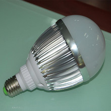 12v 3w mr16 led light bulb high quality and finned-type