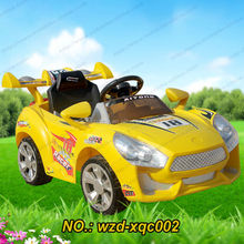 Land Rover children electric car Children with remote control can sit Can shock shock double seat ride on car