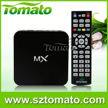 Amlogic8726 Dual Core MX android tv stick with remote Android Smart TV BOX