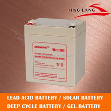 rechargeable security battery,alarm battery 12v 5ah,portable