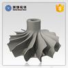 High corrosion resistant titanium pump impeller, impeller factory